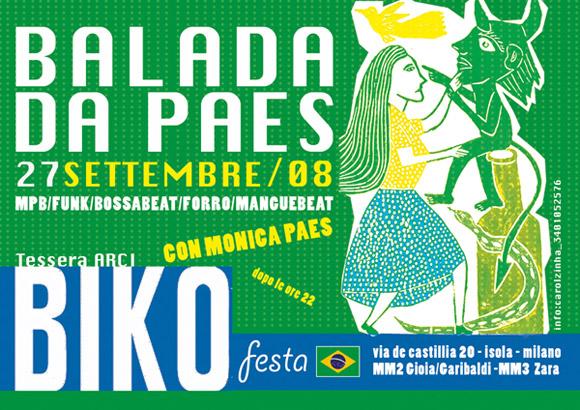 Balada Da Paes