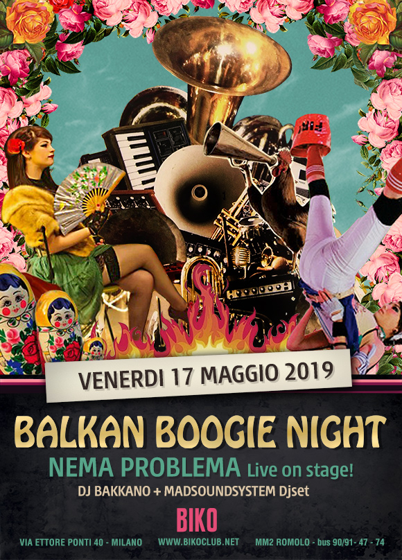 Balkan Boogie Night