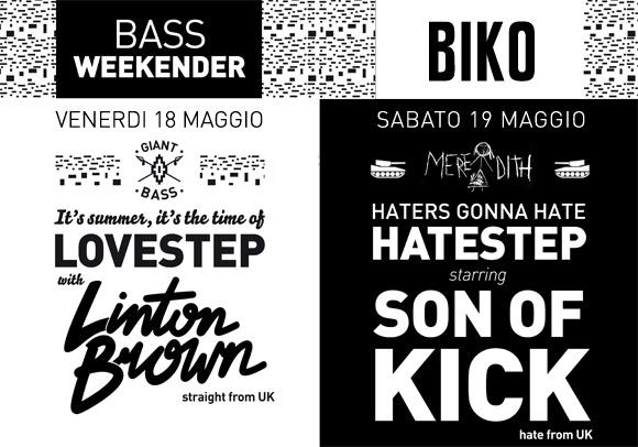 Bass Weekender