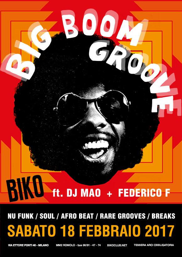 Big Boom Groove