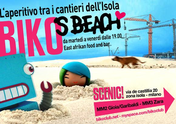 Biko's Beach