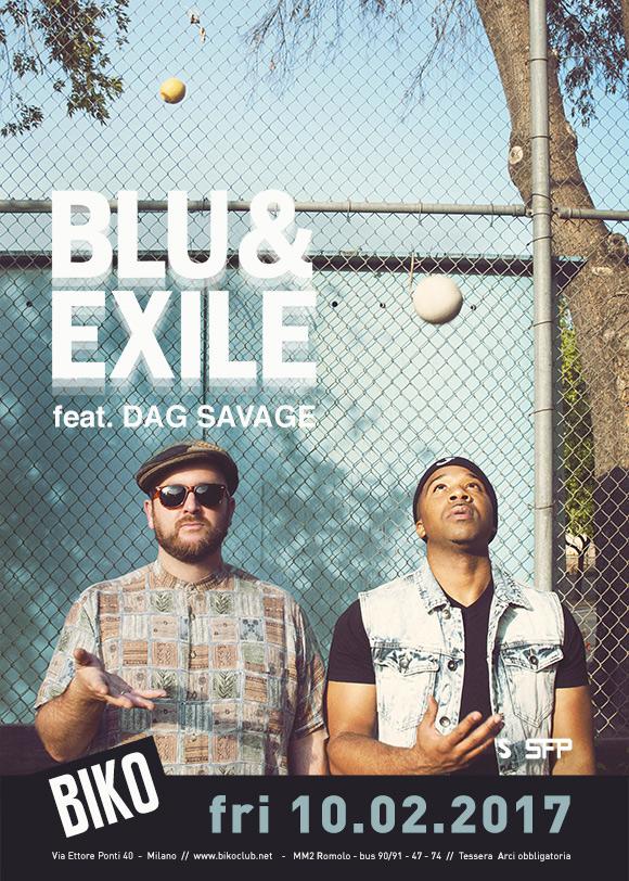Blu & Exile