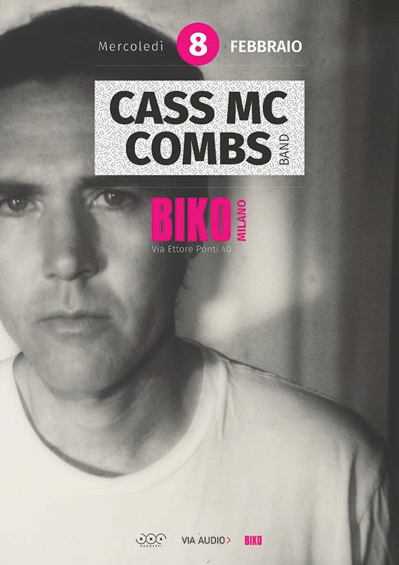 Cass Mc Combs