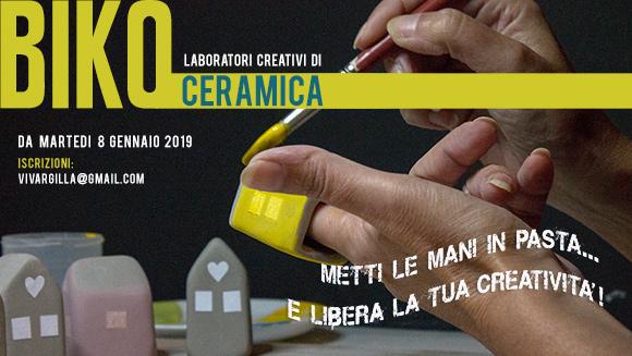 Laboratori Creativi di Ceramica