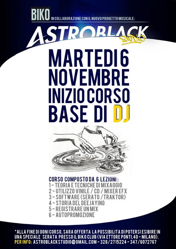 Corso DJing
