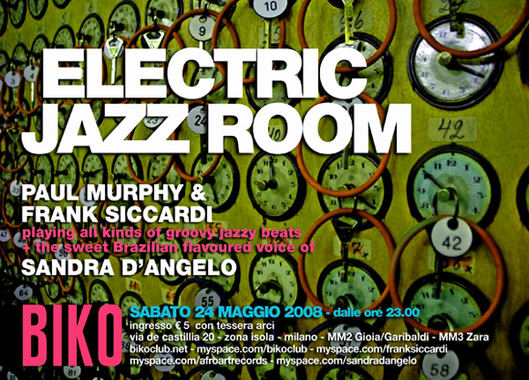 Electric Jazz Room