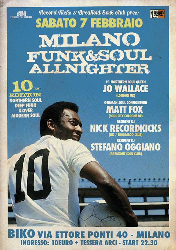 Funk Soul Allnighter
