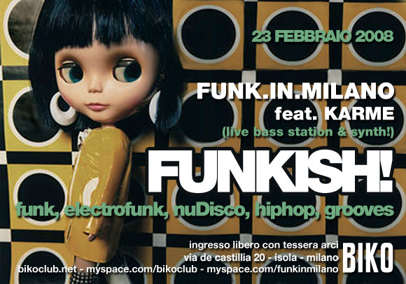 Funk In Milano