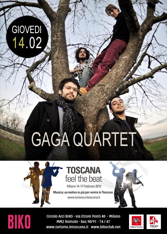 Gaga Quartet