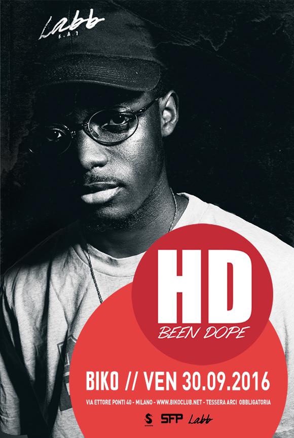 HDBeenDope