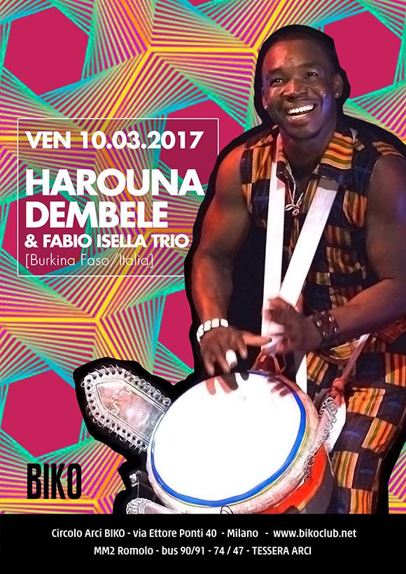 Harouna Dembele