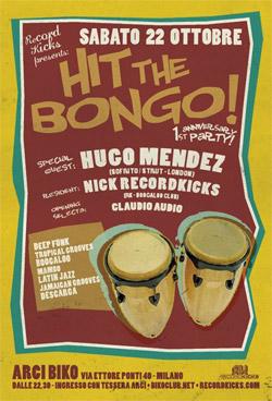 Hit The Bongo