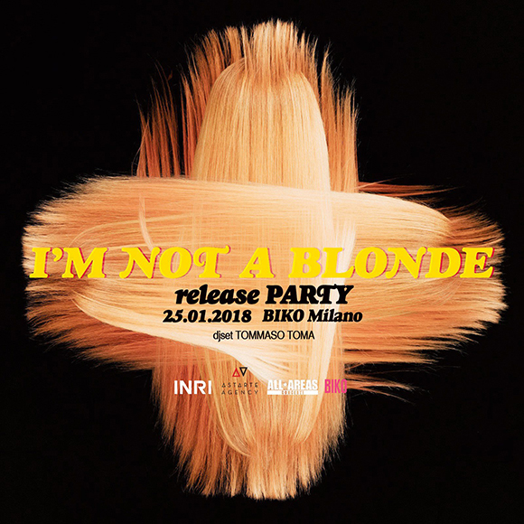 I'm Not A Blonde