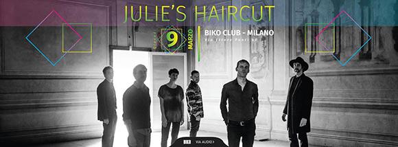 Julie's Haircut