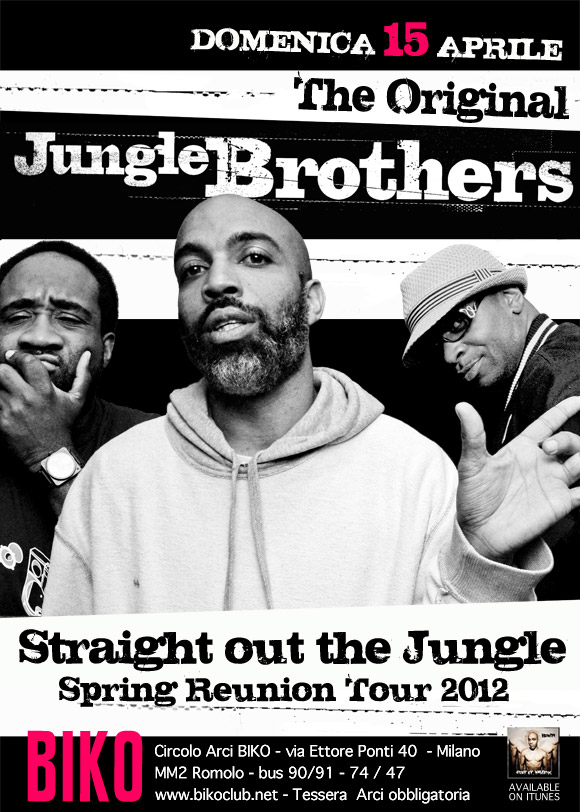 Jungle Brothers