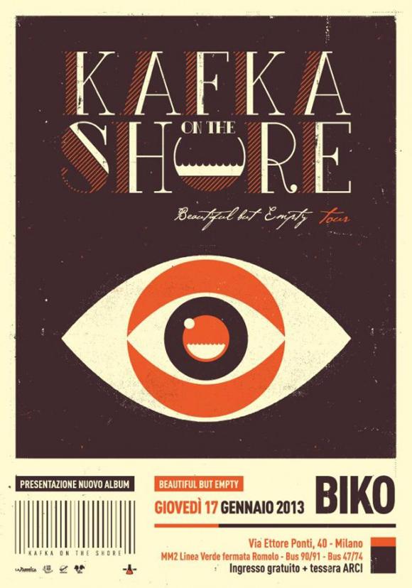 Kafka On Th eShore