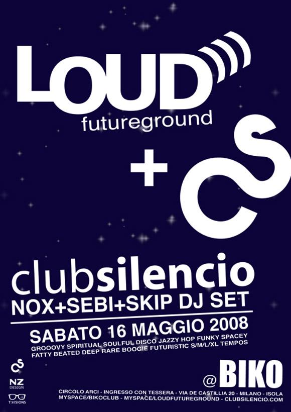 Loud futureground