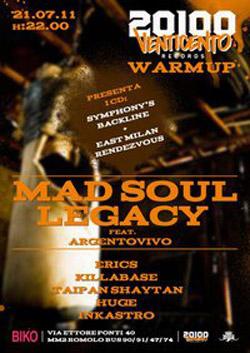 Mad Soul Legacy