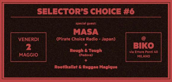 Selector's Choice 6