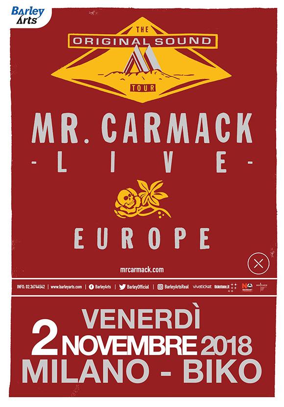 Mr Carmack