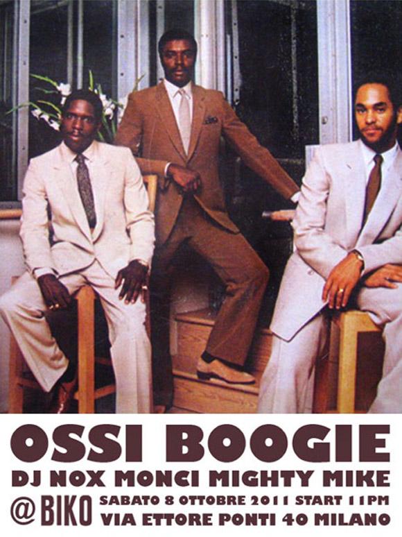 Ossi Boogie