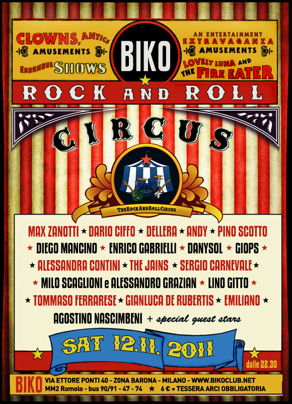 Roc And Roll Circus