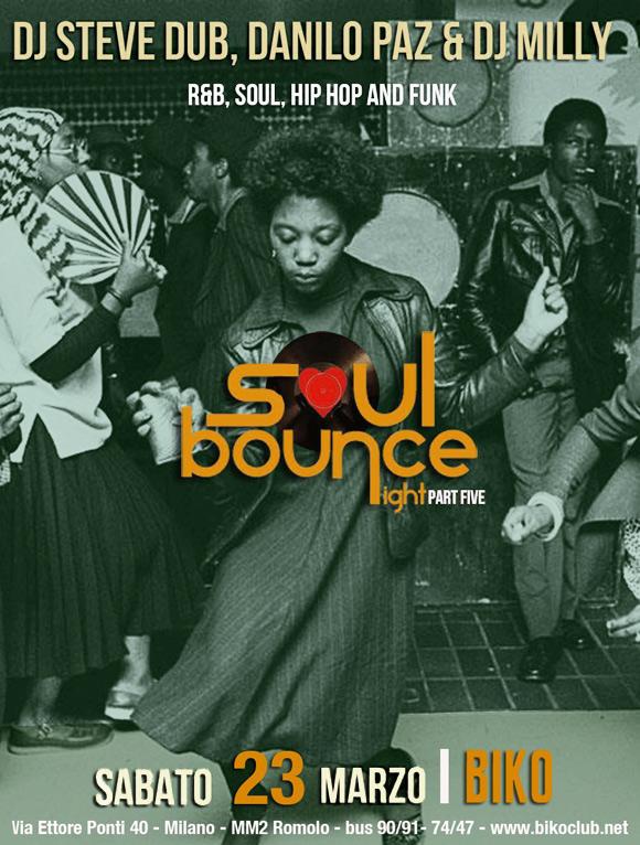 Soul Bounce Night