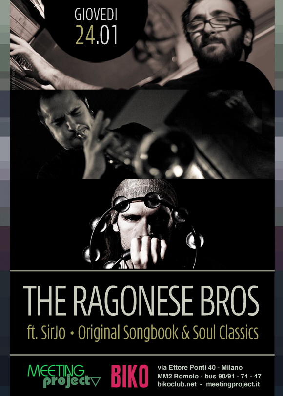 The Ragonese Bros