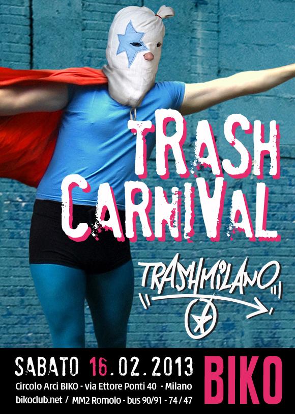 Trash Carnevale