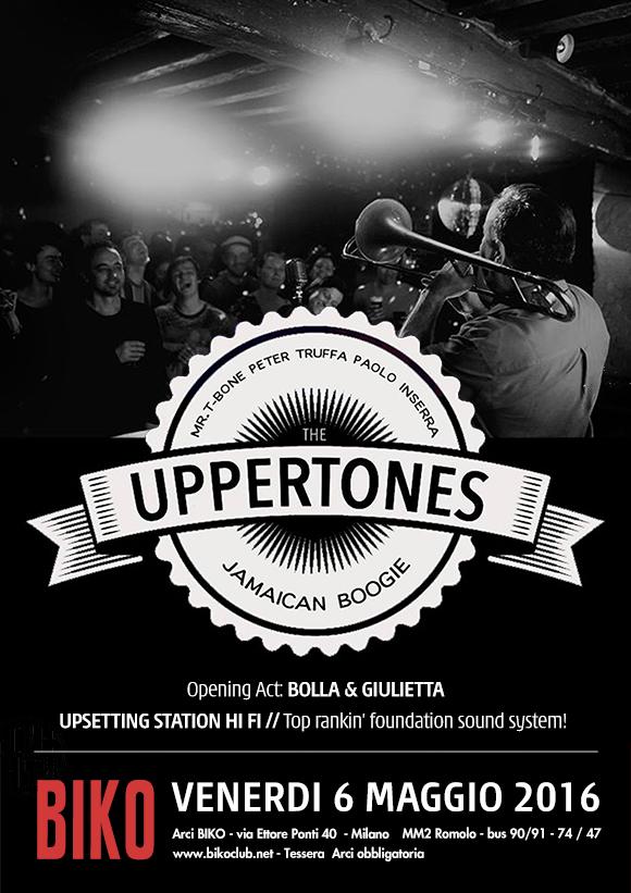 The Uppertones