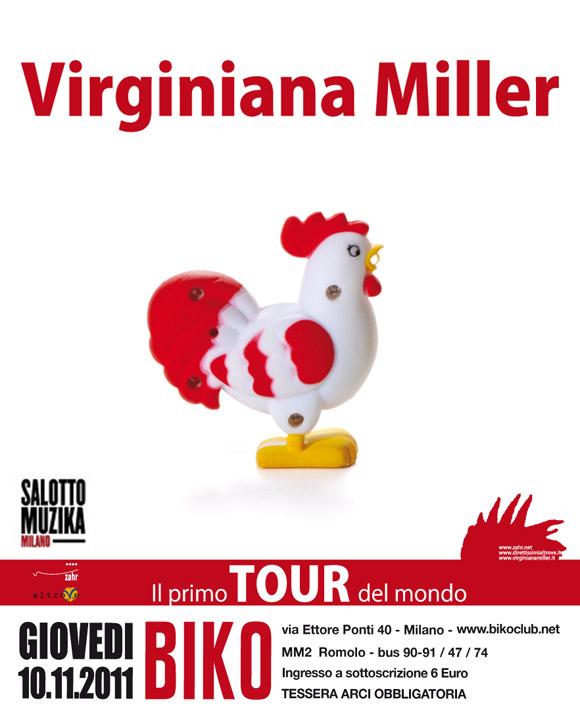 Virginiana Miller