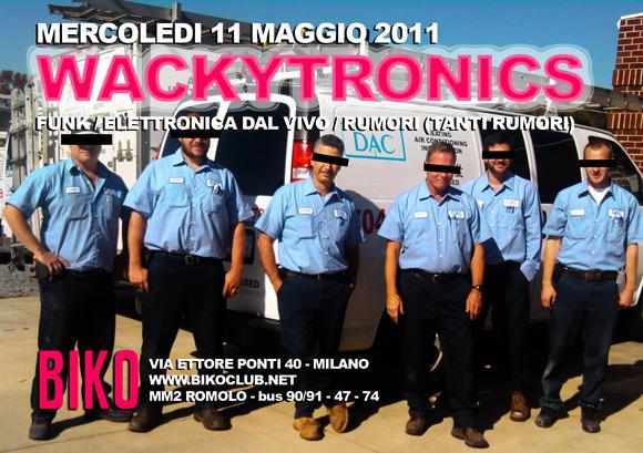 Wackytronics