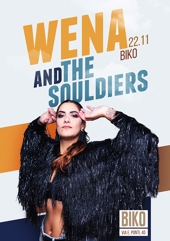 Wena and The Soldiers