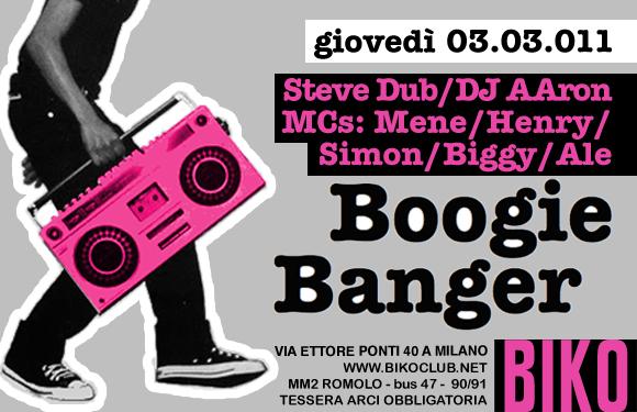 Boogie Banger