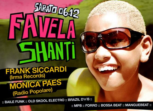 Favela Shanti